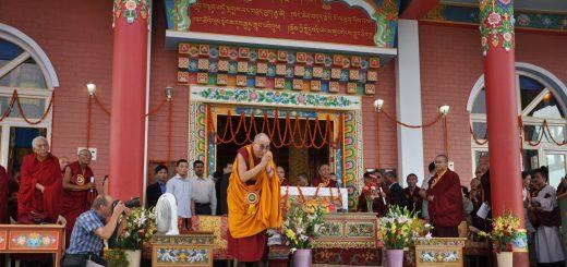 Dalai Lama Dharamsala