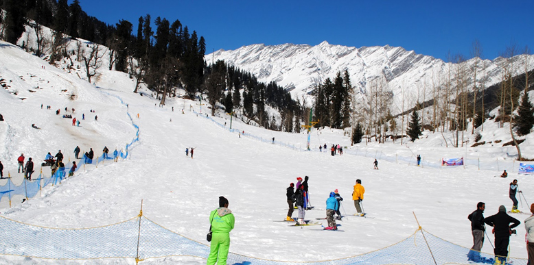 Valentine's Day in Manali
