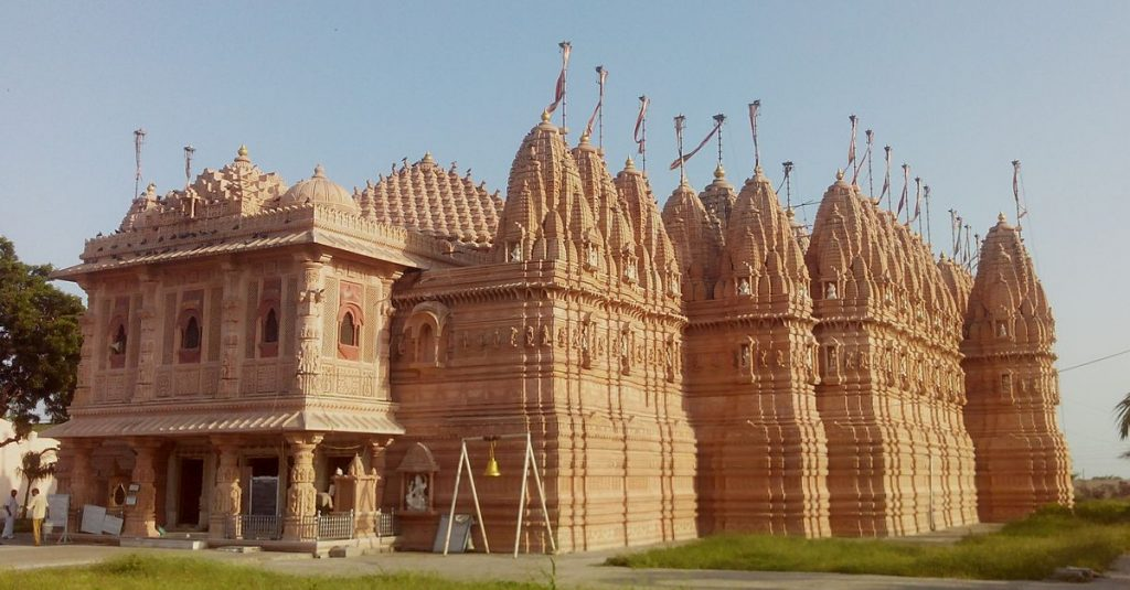Bhadreshwar Jain temple