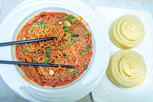 Boudhanath Cuisine