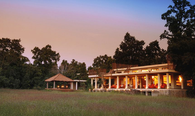 Samode Safari Lodge in Bandhavgarh National Park