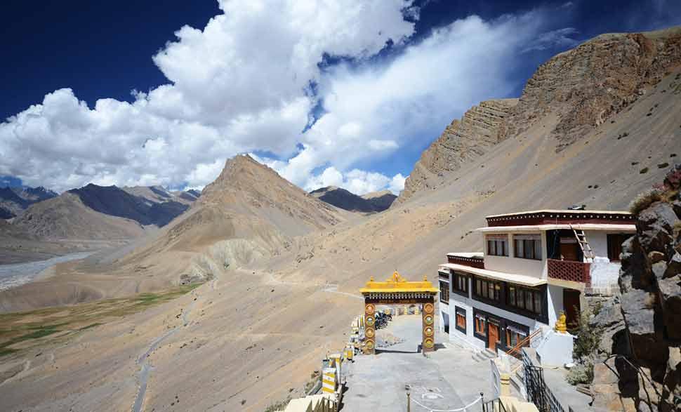 Kye Monastery