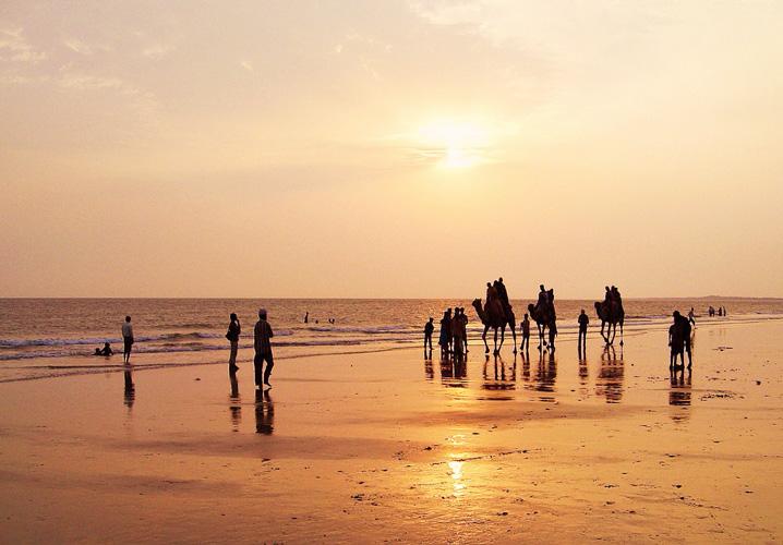 Mandhvi Beach