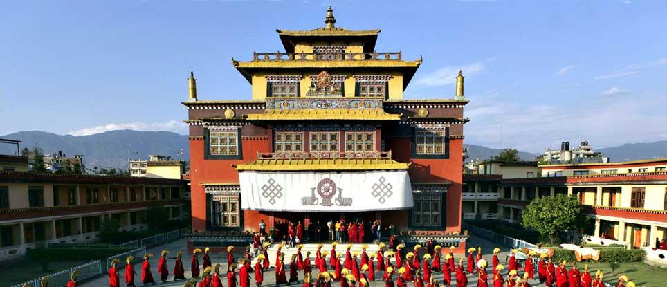 sechan monastery