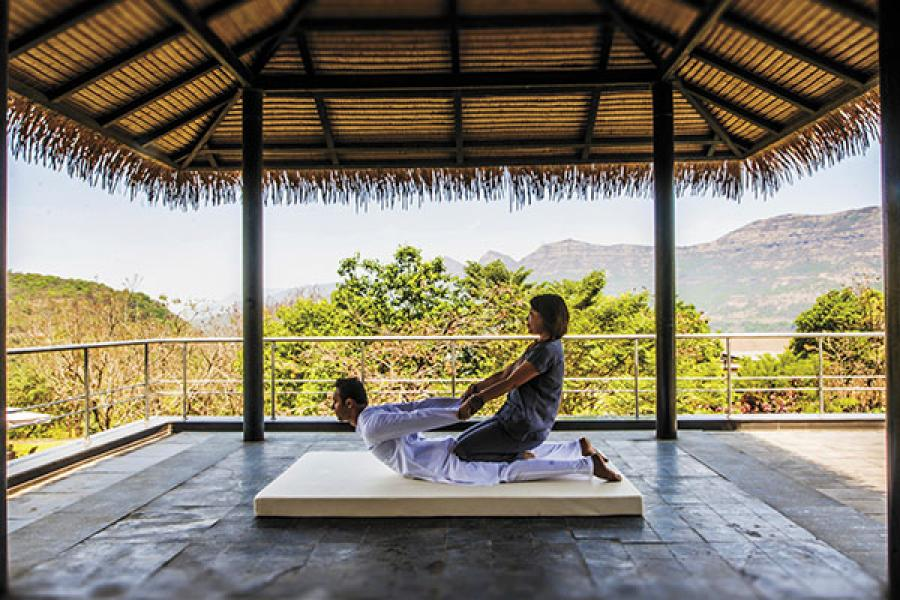 Atmantan Resort Spa, Mulshi, Maharashtra