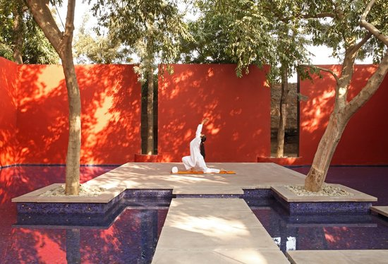 The Roseate (Dusit Devarana) Aheli Spa, Delhi