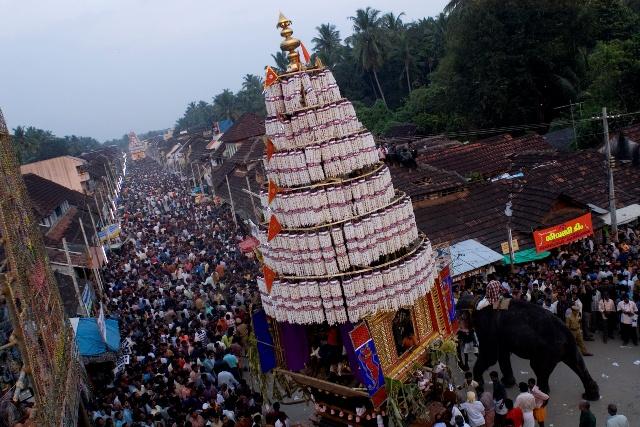 Kalpathi chariot festival