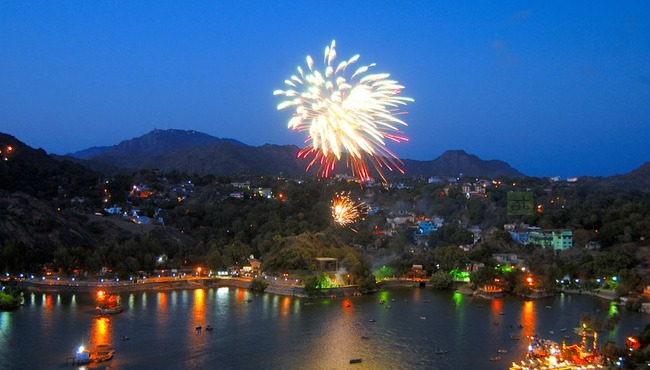 Summer and Winter Festival mount abu