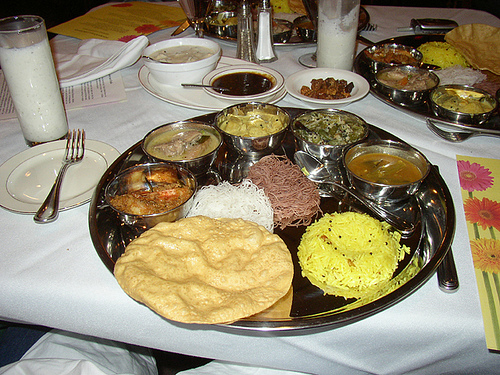 Cuisine of Kovalam