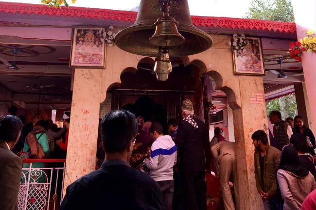 Pandupol Hanuman Temple