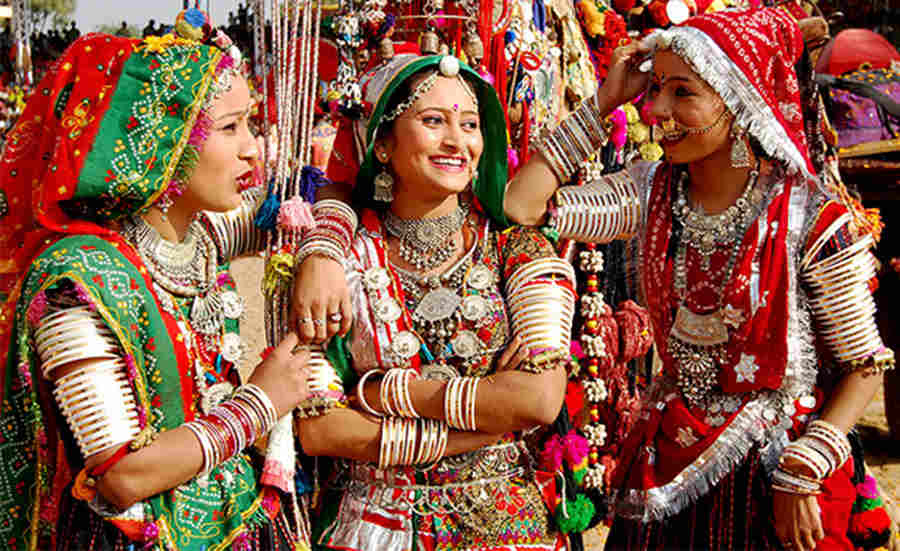 Teej Festival, Rajasthan