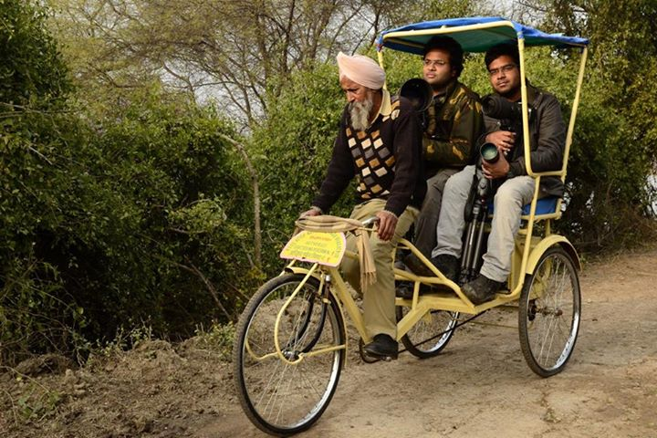 Cycle Rickshaw Safaris