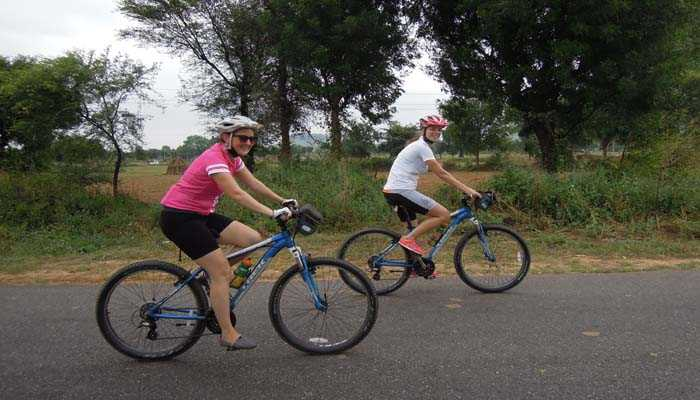 Bicycle Safaris, Rajasthan