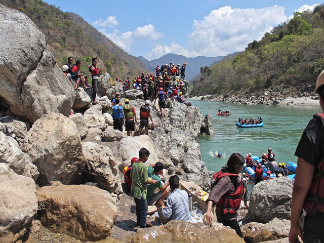 Adventurous Activities in Rishikesh