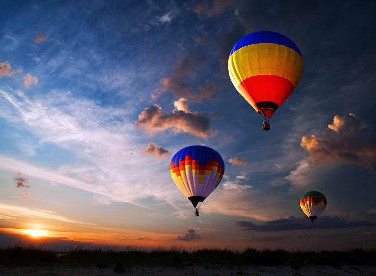 Hot Air Balloning