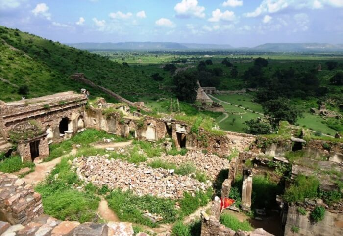 Bhangarh place in Rajasthan