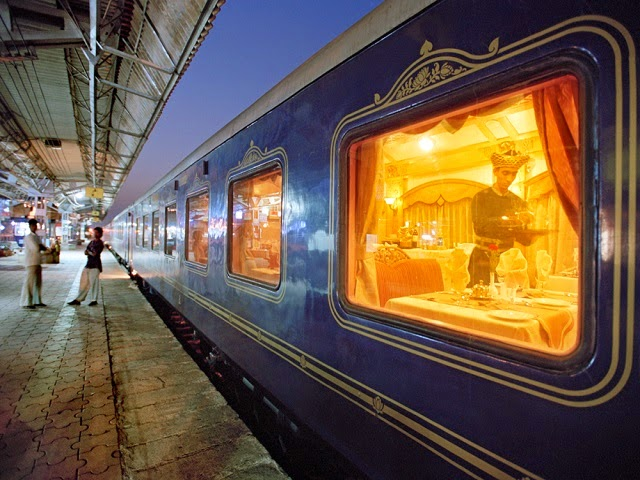 Deccan Odyssey, Luxury Train