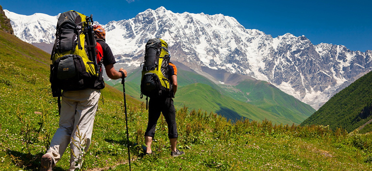 adventurous activities in india