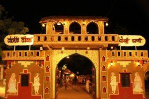 Chowkhi Dhani Jaipur