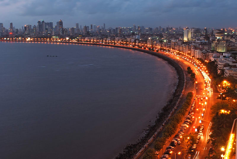 Top 10 Interesting facts about Marine Drive, Mumbai ...