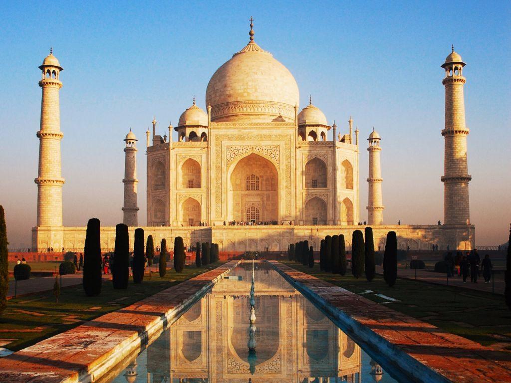 Romantic Gateways of India