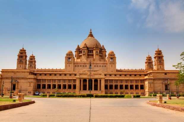 16583606f98c Umaid Bhawan Palace in Jodhpur - History