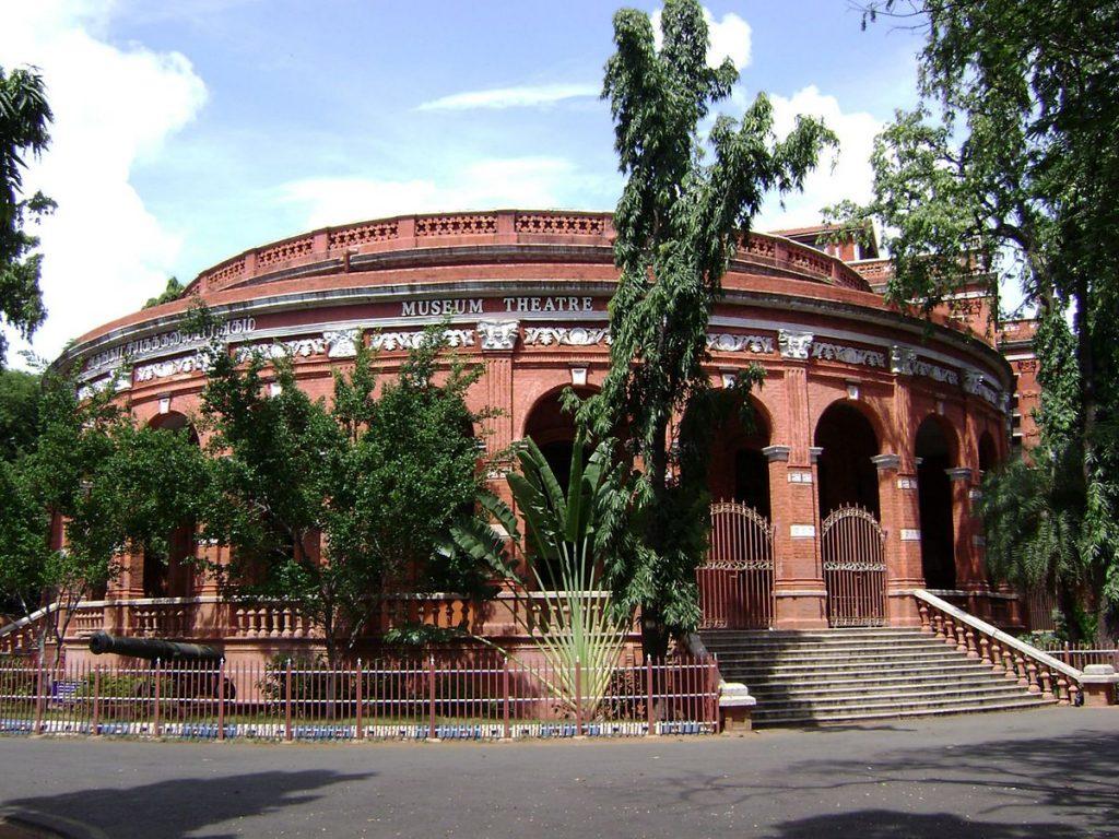 Madras museum