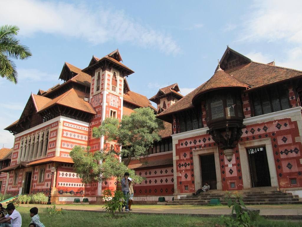 Napier Museum, Thiruvananthapuram
