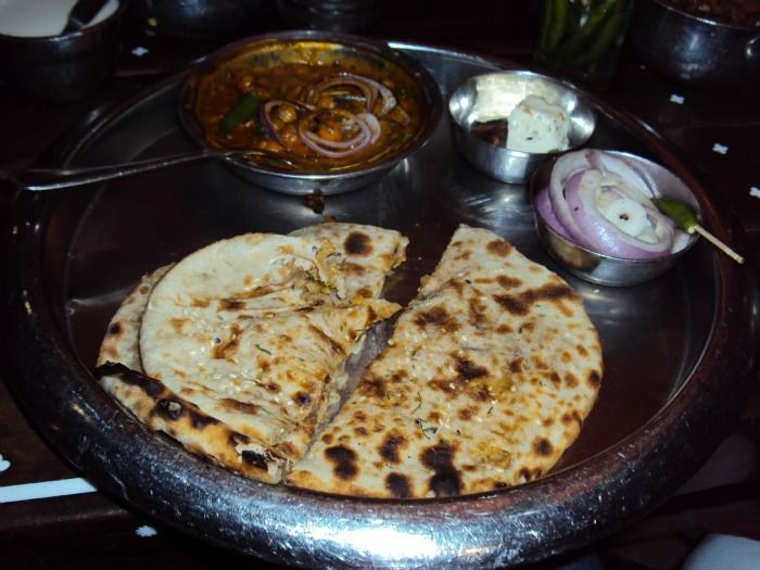 Parathas at Murthal