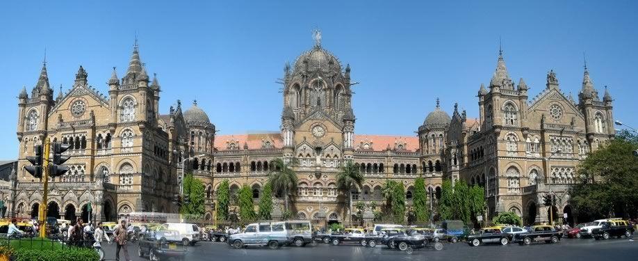 Architectural Beauty of Mumbai