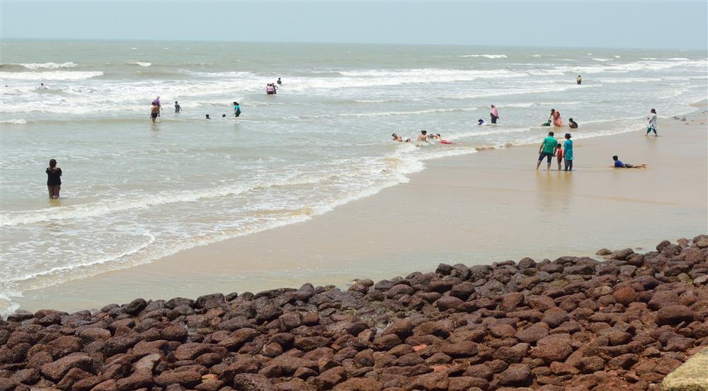 Bakkhali Beach, Kolkata