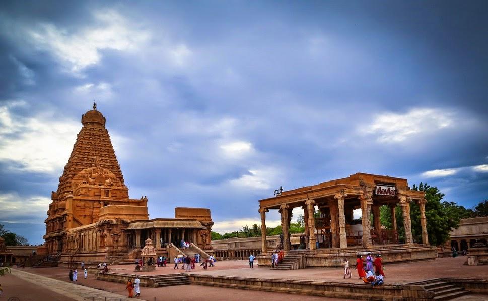 Brihadeshwar Temple