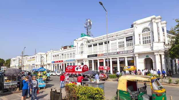Delhi Connaught place