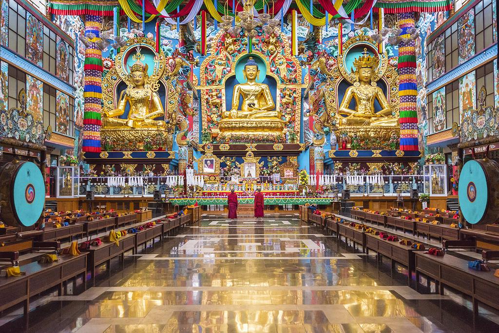 Golden Temple karnataka