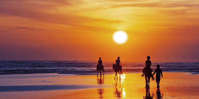 Jampore Beach, Daman