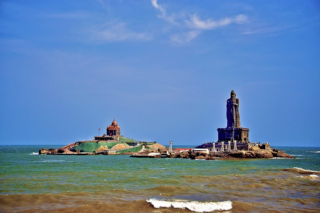 Kanyakumari Beach, Tamil Nadu