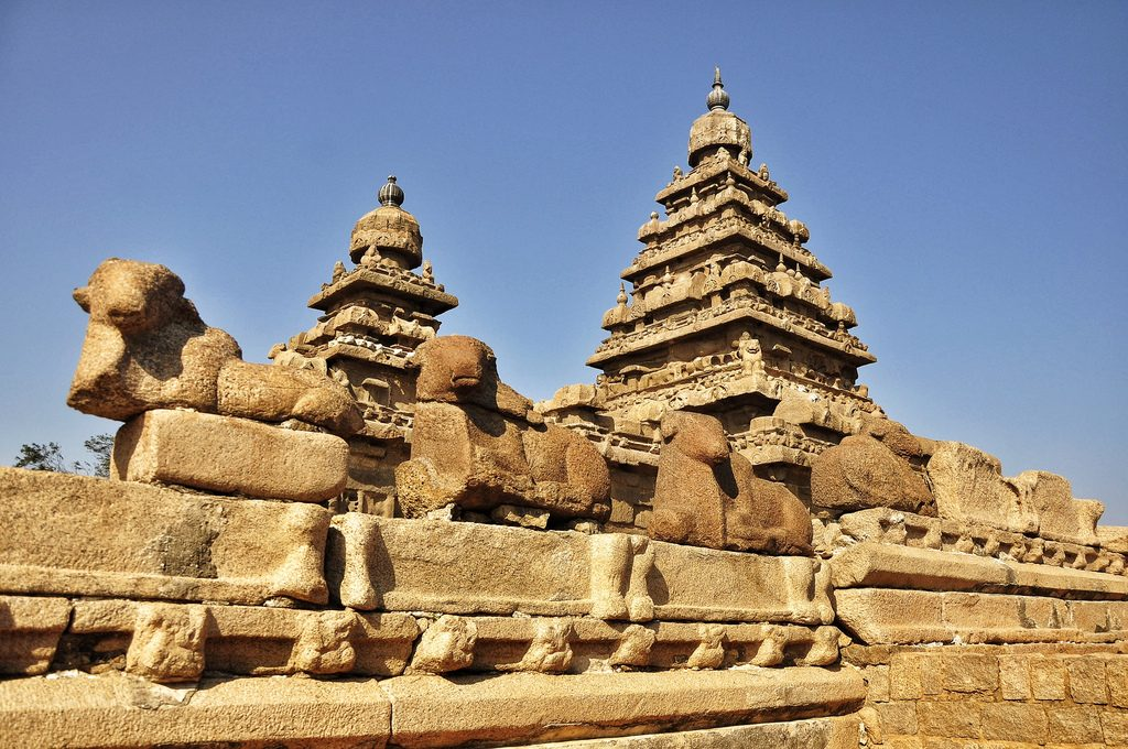 Mahabalipuram group of monuments