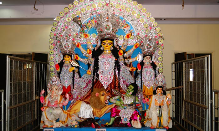 durga puja in nagpur