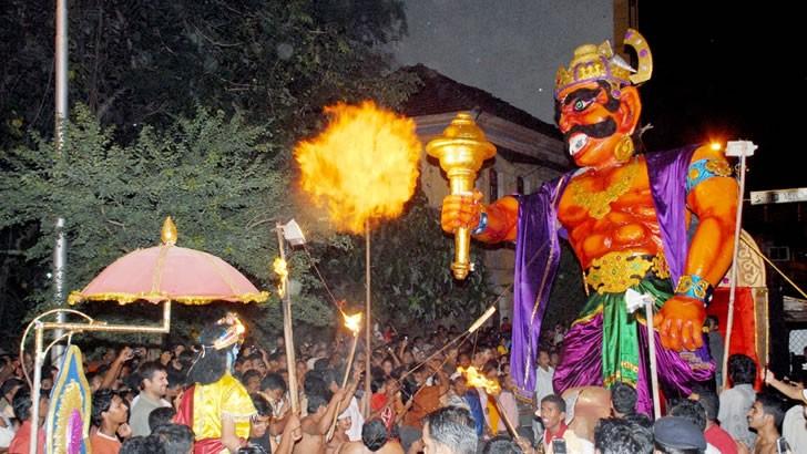 Goa during Diwali