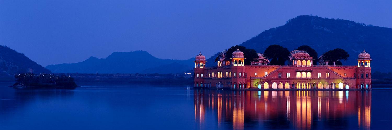 Jaipur during Diwali