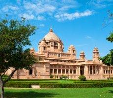 Goa and Rajasthan Trip