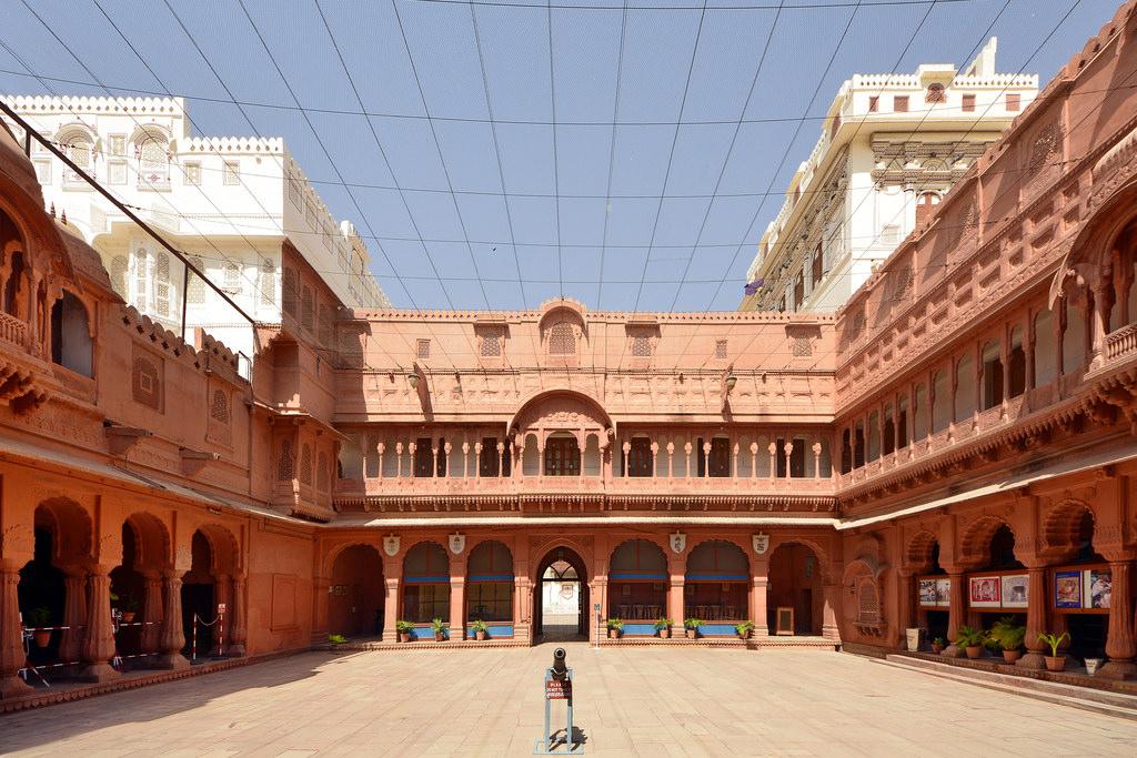 Junagarh Fort, Rajasthan