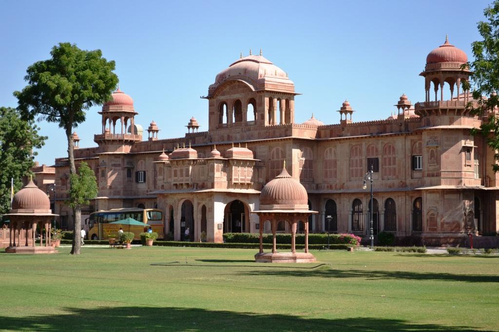Lalgarh Palace, Rajasthan