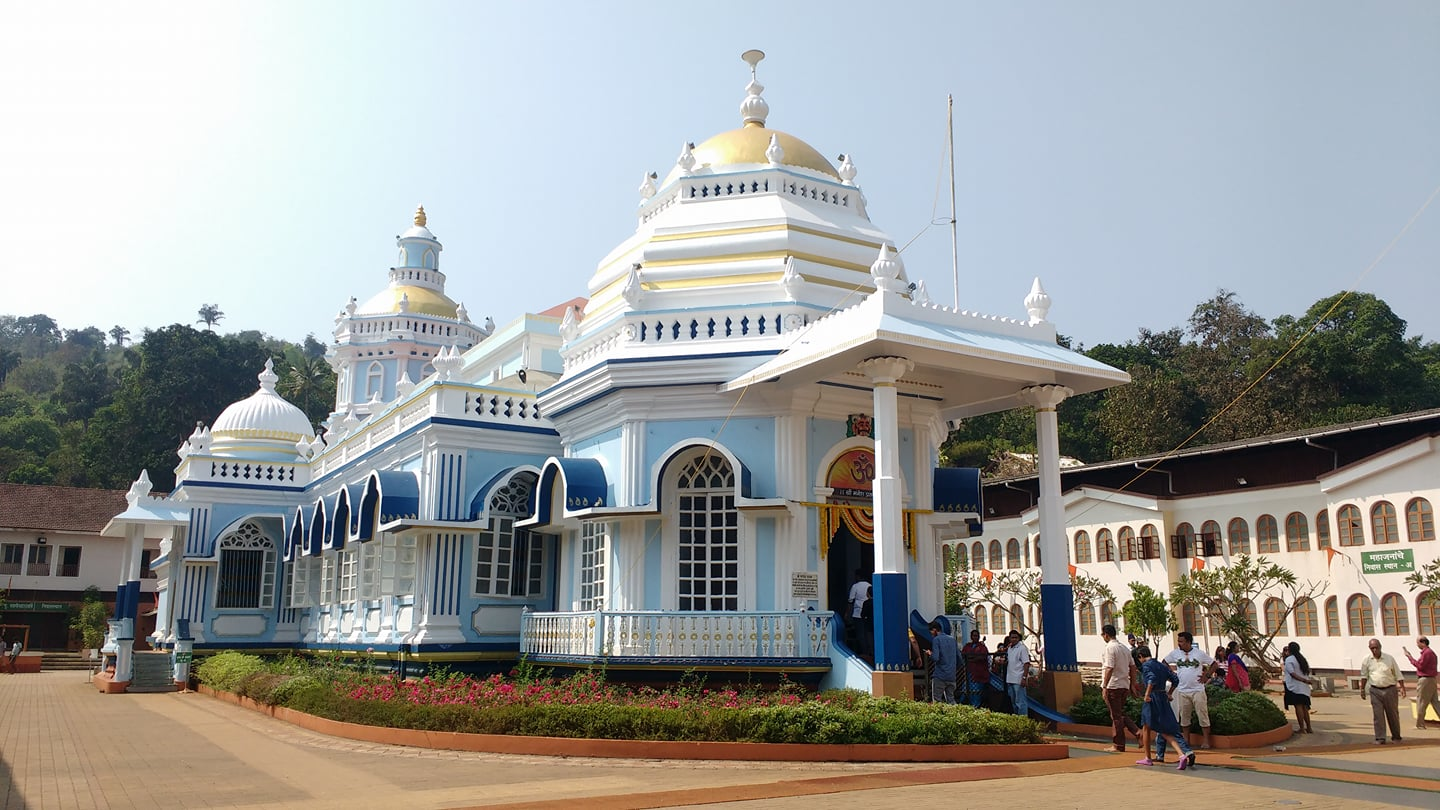 Mangesh Temple, Goa