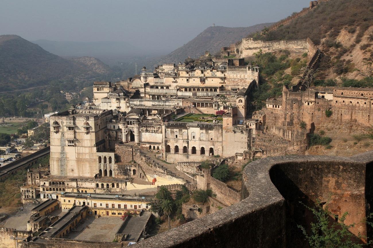 Tara Garh Fort