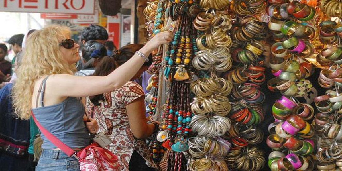 Image result for foreignr shopping craft in india
