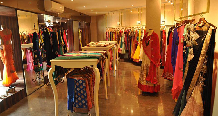 shopping in hauz khas