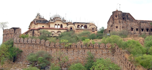 Alwar Fort Rajasthan