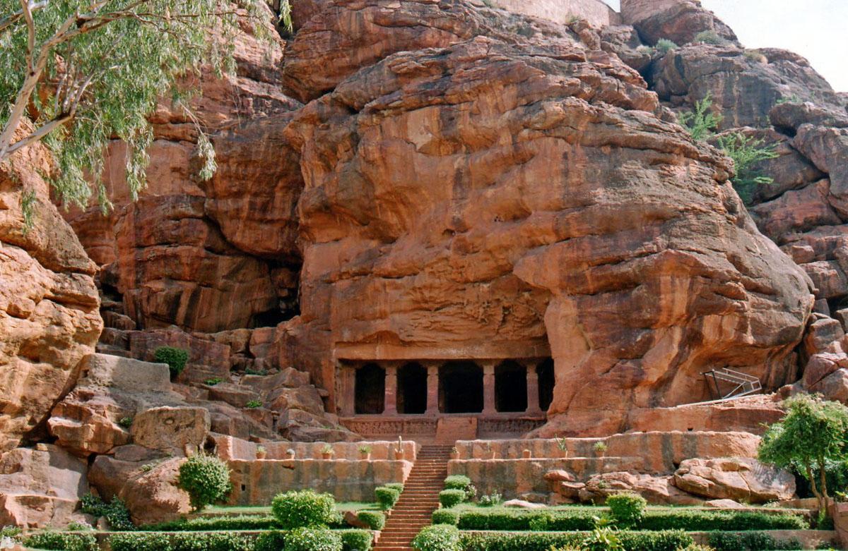 Badami Caves, Karnataka