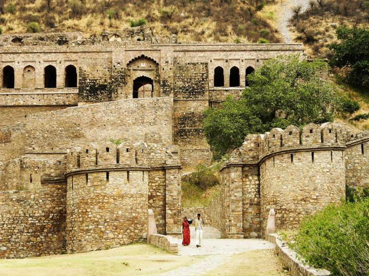 Bhangarh Fort, Alwar